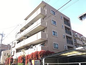 ライオンズマンション西高島平溝下公園弐番館