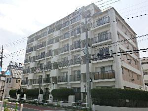 高島平第3ローヤルコーポA棟