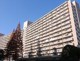 高島平第1団地